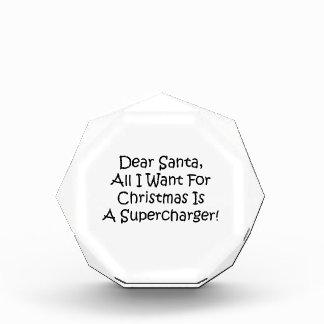 Estimado Santa todo lo que quiero para el navidad
