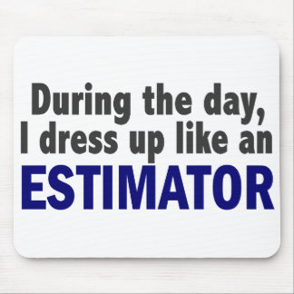 Estimator During The Day Mouse Pad