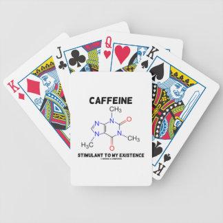 Estimulante del cafeína a mi existencia molécula barajas