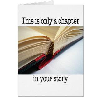 Estímulo - esto es solamente un capítulo tarjeta de felicitación
