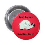 Estímulo: ¡Usted puede hacerlo! Pin