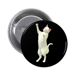 Estiramiento Tippy de los dedos del pie del gatito Pins