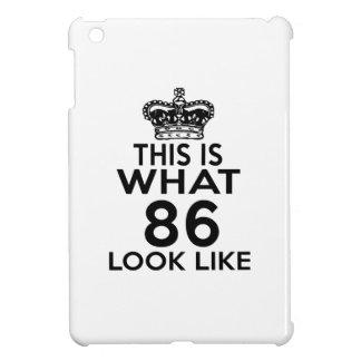 Esto es de lo que tiene gusto la mirada 86