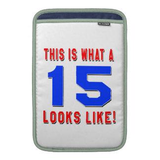 Esto es de lo que tienen gusto 15 miradas funda para macbook air