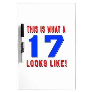 Esto es de lo que tienen gusto 17 miradas tableros blancos