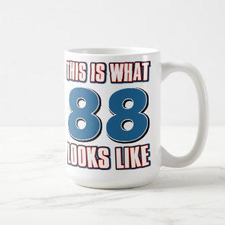 Esto es de lo que tienen gusto 88 años de lool tazas