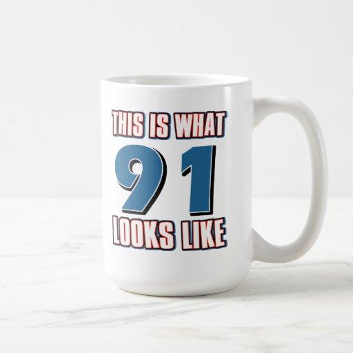 Esto es de lo que tienen gusto 91 años de lool taza clásica