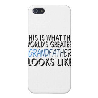 Esto es lo que el abuelo más grande del mundo (2) iPhone 5 funda