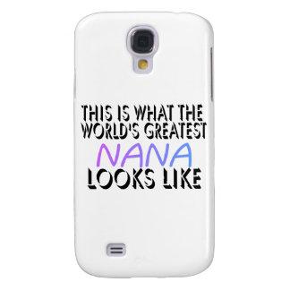 Esto es lo que la Nana más grande del mundo (2) Funda Para Galaxy S4