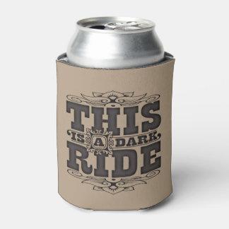 Esto es un paseo oscuro enfriador de latas