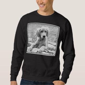 Esto es una camiseta X-Grande del penique Sudaderas