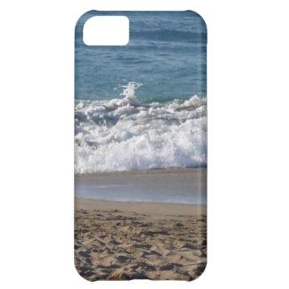 Esto es una fotografía de mi playa preferida hasta