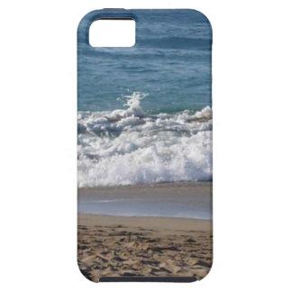 Esto es una fotografía de mi playa preferida hasta iPhone 5 protector