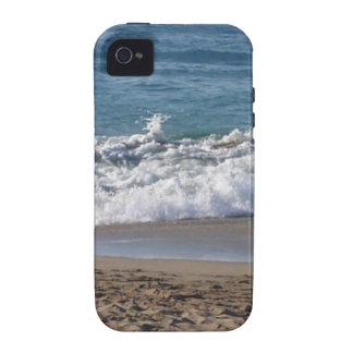 Esto es una fotografía de mi playa preferida hasta iPhone 4 fundas
