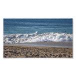 Esto es una fotografía de mi playa preferida hasta cojinete