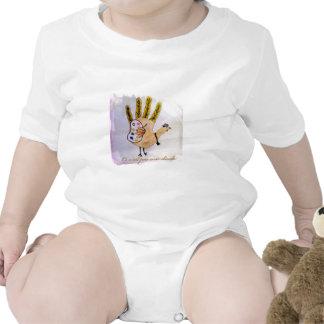 Esto no es un pavo trajes de bebé