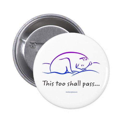 Esto pasará también los botones de w/Dog Pin