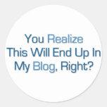 Esto terminará para arriba en mi blog etiquetas redondas
