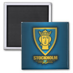 Estocolmo Imán Para Frigorífico