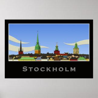 Estocolmo Póster