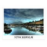 Estocolmo Tarjetas Postales