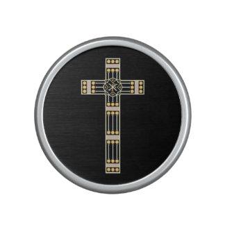 estola cruzada católica húngara del símbolo de altavoz