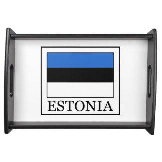 Estonia Bandeja