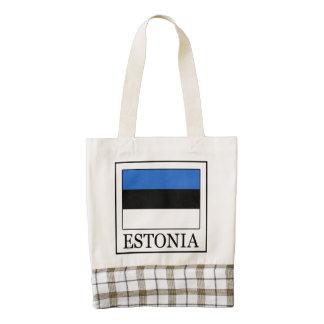 Estonia Bolsa Tote Zazzle HEART