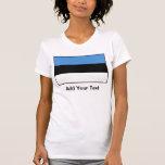 Estonia – Estonian Flag Tee Shirt