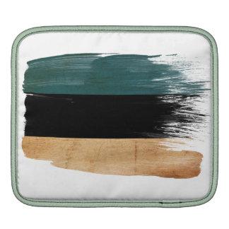 Estonia Flag iPad Sleeve