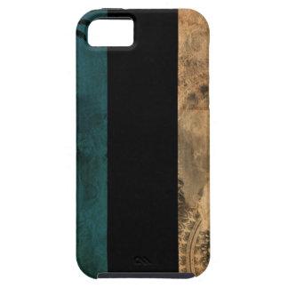 Estonia Flag iPhone SE/5/5s Case