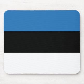 Estonia Flag Mouse Pad