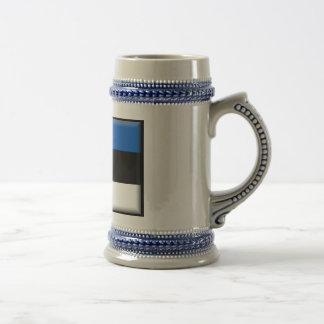 Estonia Flag Mug