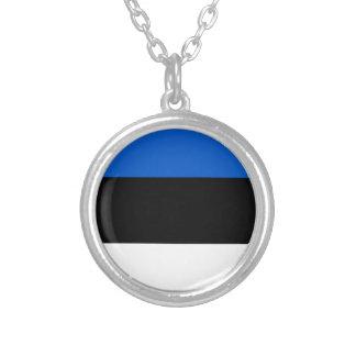 Estonia Flag Necklaces