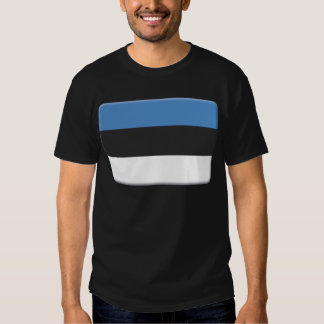 Estonia Flag PERSONALIZE T-shirt