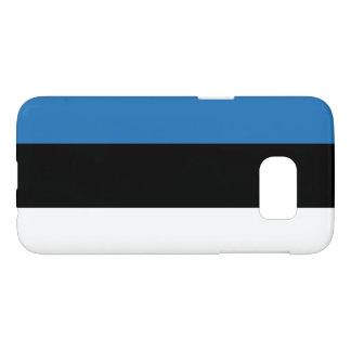 Estonia flag samsung galaxy s7 case