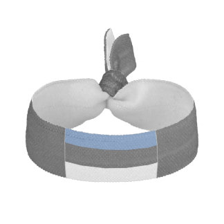 Estonia Flag Elastic Hair Tie