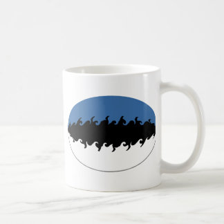 Estonia Gnarly Flag Mug