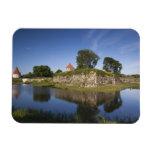 Estonia, islas occidentales de Estonia, Saaremaa 2 Imán Rectangular