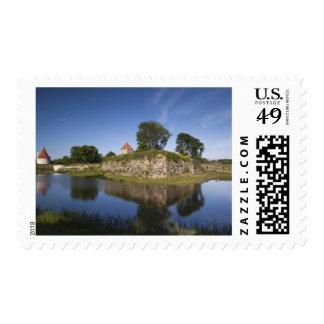 Estonia, islas occidentales de Estonia, Saaremaa 2 Sello