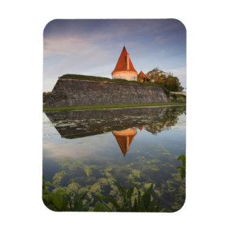 Estonia islas occidentales de Estonia Saaremaa Imán De Vinilo
