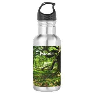 Estonia Landscape Water Bottle