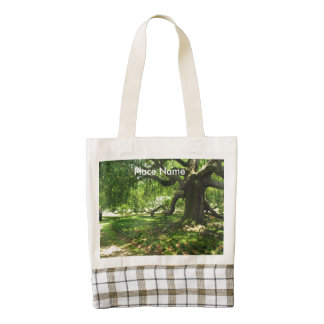 Estonia Landscape Zazzle HEART Tote Bag