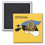 Estonia Magnet!