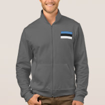 Estonia Plain Flag Jacket