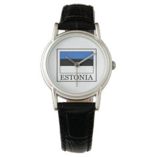 Estonia Reloj