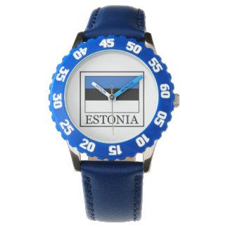 Estonia Relojes De Pulsera