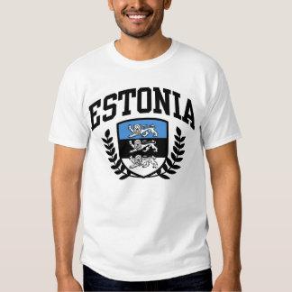 Estonia T Shirt