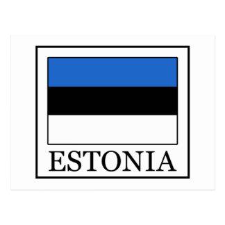 Estonia Tarjetas Postales