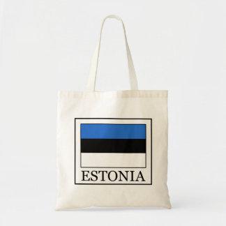 Estonia tote bag